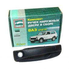 Евроручки ВАЗ-21214 (чёрный мат) ТюнАвто