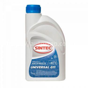 Антифриз Sintec Universal G11 (-40) 1л