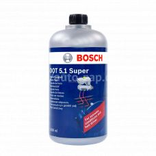 Тормозная жидкость DOT 5.1 1 л Bosch 1987479121