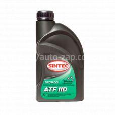 Масло трансмиссионное ATF Dexron2 Sintec 1л минеральное