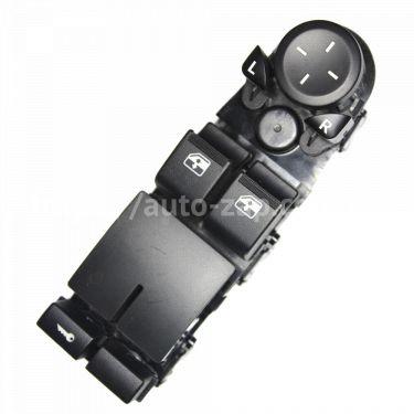 Блок управления стеклоподъёмниками ВАЗ-2170 (2 клавиши)