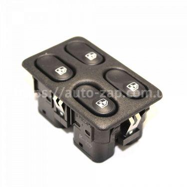 Блок управления электростеклоподъёмниками ВАЗ-2110 АВАР (4 клавиши)