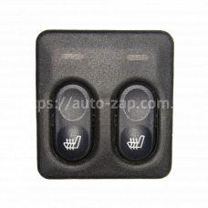Блок управления подогревом сидений ВАЗ-2110 АВАР (2 кнопки)