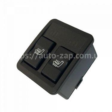 Блок управления подогревом сидений ВАЗ-2172 Лада Приора Люкс (2 кнопки) с регулировкой АВАР