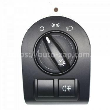 Блок управления светотехникой ВАЗ-2190 (норма) АВАР
