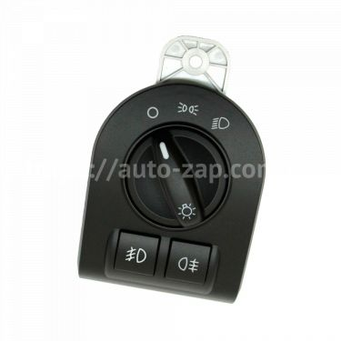 Блок управления светотехникой ВАЗ-2190 (+передние туманки) АВАР