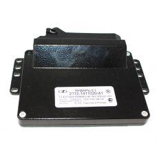 Контроллер системы управления двигателем АВТЭЛ 2112-1411020-41 Январь 5.1