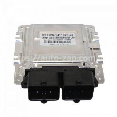 Контроллер системы управления двигателем ЭЛКАР 21126-1411020-47