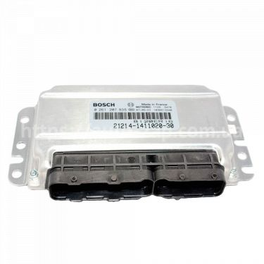 Контроллер системы управления двигателем Bosch 21214-1411020-30