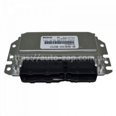 Контроллер системы управления двигателем Bosch 21230-1411020-30