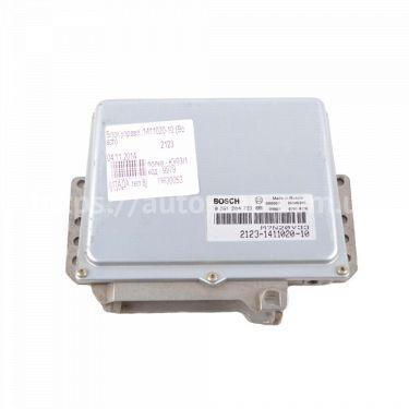 Контроллер системы управления двигателем Bosch 2123-1411020-10