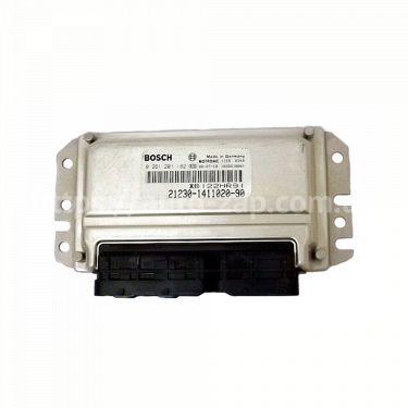 Контроллер системы управления двигателем Bosch 21230-1411020-90