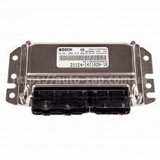 Контроллер системы управления двигателем Bosch 21124-1411020-10