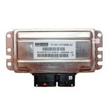 Контроллер системы управления двигателем НПО ИТЭЛМА 11186-1411020-22