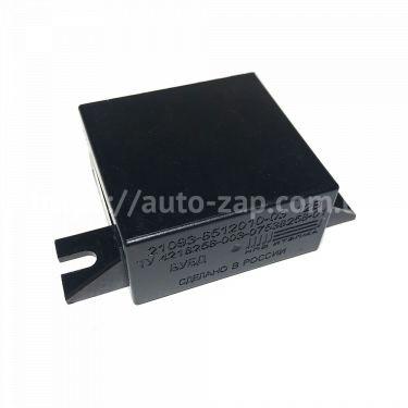Блок управления блокировкой замков дверей ВАЗ-2110 (8 контактов) НПП Итэлма