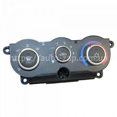 Блок управления отопителем ВАЗ-2190 Лада Гранта с климатической установкой