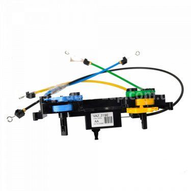 Блок управления отопителем ВАЗ-2190 (рычаги) без кондиционера