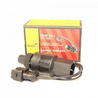 Датчик скорости ВАЗ-2109- 2110-2115 (с проводом) (VS-SP 0111) СтартВольт