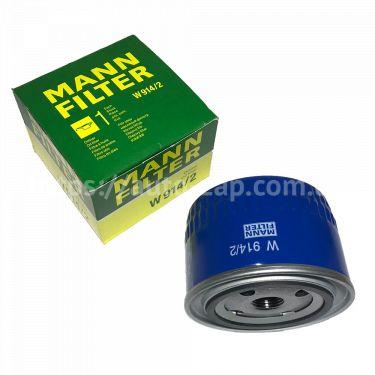 Фильтр масляный ВАЗ 2108 MANN