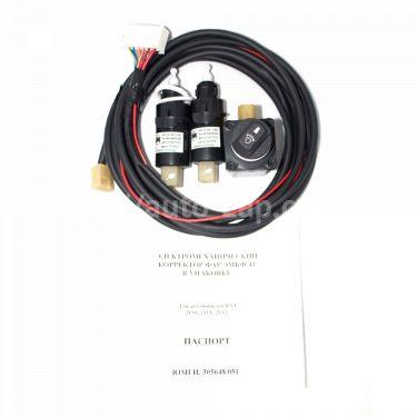 Электромеханический корректор фар ВАЗ-2110