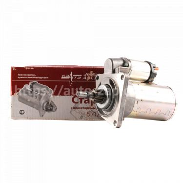 Стартер ВАЗ-2108  (редукторный) 5712.3708 КЗАТЭ
