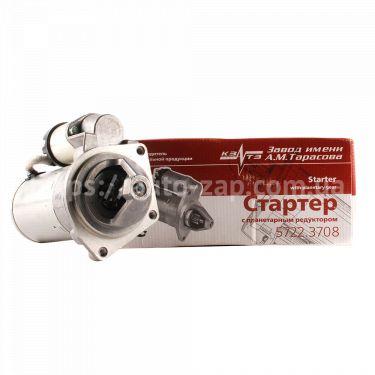 Стартер ВАЗ-2101 (редукторный) 5722.3708 КЗАТЭ