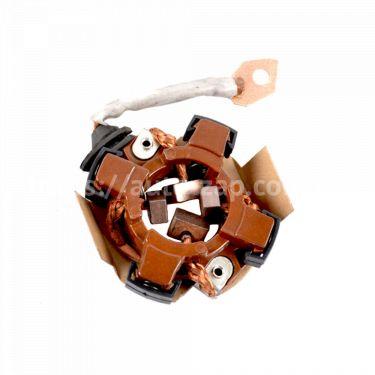 Щётки стартера в корпусе ВАЗ-2110 (тексталит) старый образец