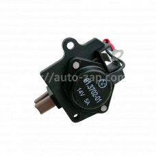 Регулятор напряжения со щёточным узлом ВАЗ-2108 с/о доп контакт 61.3702-01 Энергомаш