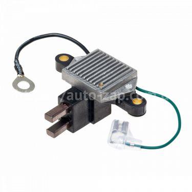 Регулятор напряжения со щёточным узлом ВАЗ-1118 СтартВольт