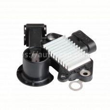 Регулятор напряжения со щёточным узлом  Chevrolet Aveo 1,4-1,6/Lacetti (2конт) (VRR 0549) СтартВольт