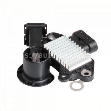Регулятор напряжения со щёточным узлом Chevrolet Aveo 1,4-1,6/Lacetti (3 конт) (VRR 0550) СтартВольт