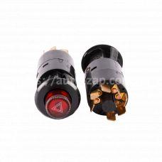 Выключатель аварийной сигнализации ВАЗ-2101-2107 (7-ми контактный) Китай