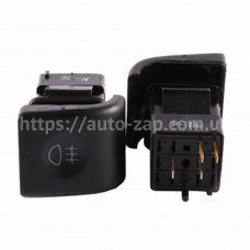Выключатель задних противотуманных фонарей ВАЗ-2110 с/о АВАР