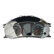 Комбинация приборов ВАЗ-2170 с навигацией НПП Итэлма