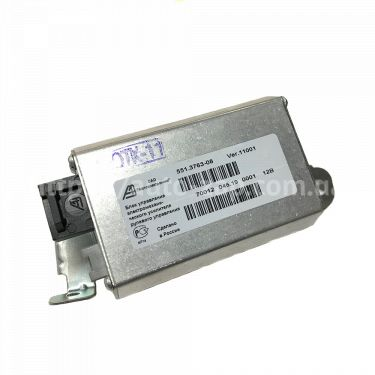 Блок управления электромеханического усилителя рулевого управления ВАЗ-2170 (551.3763-08 ver. 11001 Калуга