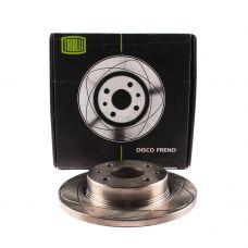 Диски тормозные ВАЗ-2108 Trialli с выточкой
