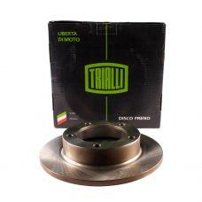 Диски тормозные ВАЗ-2121 Trialli стандарт