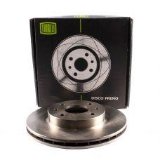Диски тормозные ВАЗ-2110 Trialli R13 вентилируемые стандартные