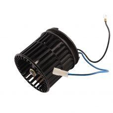 Электровентилятор отопителя ВАЗ-2110 с/о Luzar (электродвигатель в сборе с крыльчаткой на подшипнике) до 2003 года