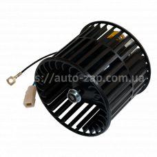 Электровентилятор отопителя ВАЗ-2108 Luzar (электродвигатель в сборе с крыльчаткой на подшипнике (LFh 0108)