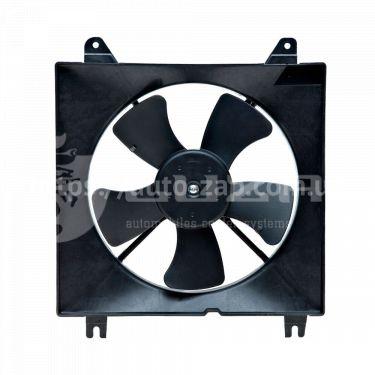 Электровентилятор охлаждения Chevrolet Lacetti (04-) LFc 0564 Luzar