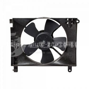 Электровентилятор охлаждения Chevrolet Aveo T200 (02-) (LFK 0522 Luzar