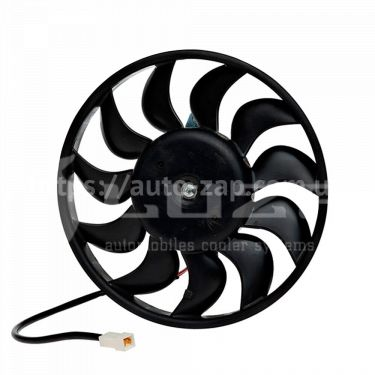 Электровентилятор охлаждения радиатора ВАЗ-2103/Sens (LFc 0103) Luzar