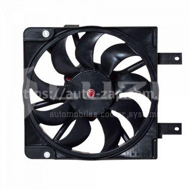 Электровентилятор охлаждения радиатора ВАЗ-2170 Лада Приора Panasonic (LFc 01272) Luzar