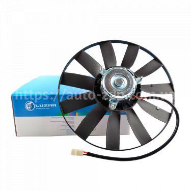 Электровентилятор охлаждения радиатора ГАЗ-3302/2217/3110 (LFc 0310) Лузар
