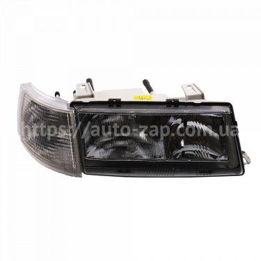 Блок фара ВАЗ-2110 правая (белый повторитель) Bosch