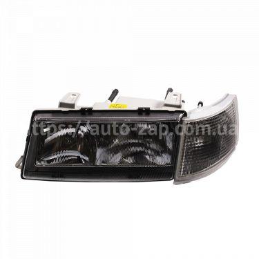 Блок фара левая ВАЗ-2110 (белый повторитель) Bocsh