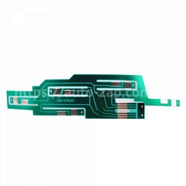 Плата заднего фонаря ВАЗ-2108 (фольга левая)