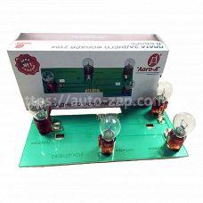 Платы задних фонарей ВАЗ-2104 (в сборе с лампами) к-т