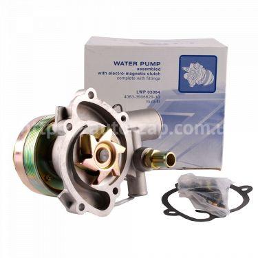 Водяной насос в сборе с электромагнитной муфтой ГАЗ-405 ЕВРО-3 (LWP 03064) Luzar